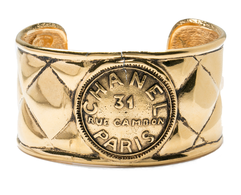 Armband, Chanel. Utropspris: 4000 kr. Bukowskis market.