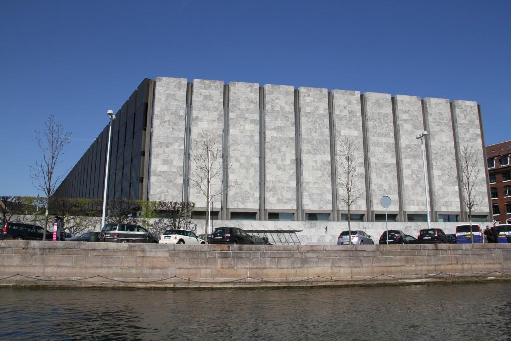 La banque nationale du Danemark, 1970, image via WikiCommons