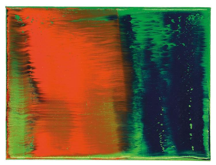 Gerhard Richter Mínimo estimado: 200 000 EUR Dorotheum