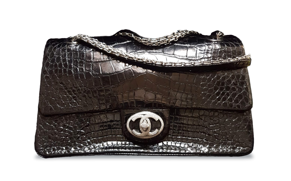 Chanel 2011 Limited Edition, 10 Pieces in the world. Image: Christophe Auctions