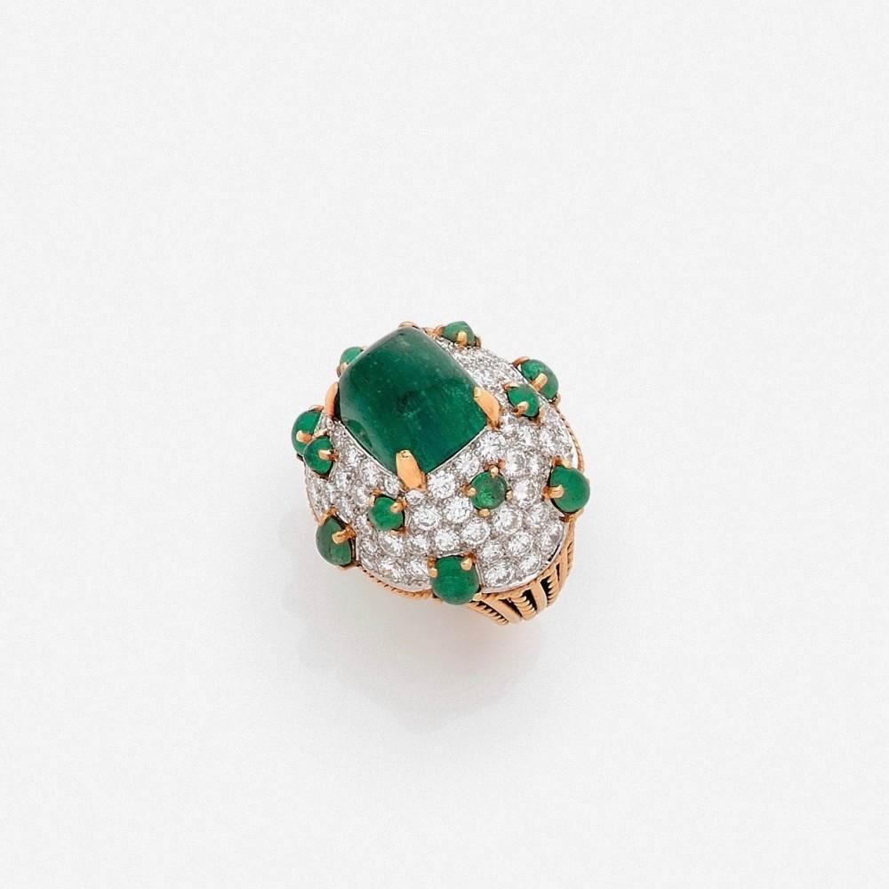 Marchak Paris ring. Image: HVMC