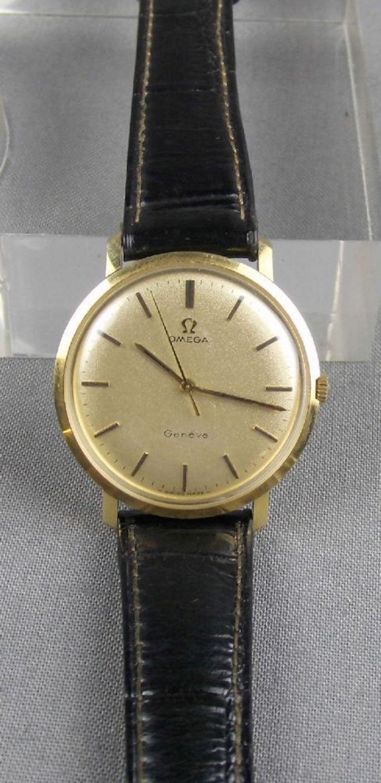 Wristwatch, Omega. Estimate $500