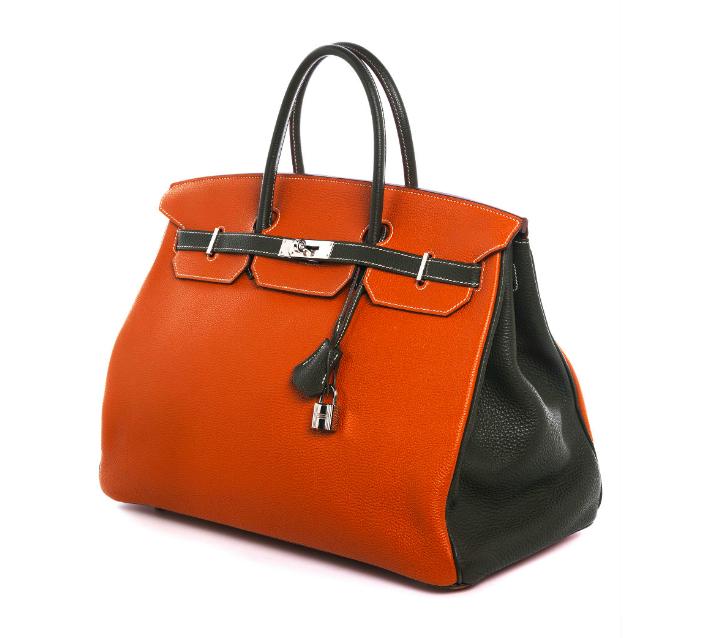 Hermès Birkin Bag. Utrop: 83 600 SEK. Hampel