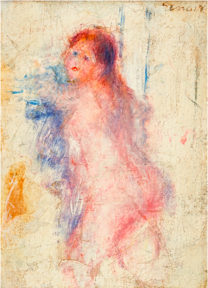 Pierre Auguste Renoir, image ©Uppsala