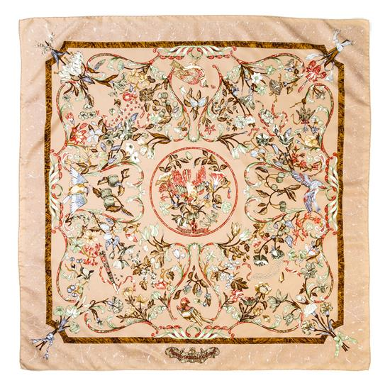 Hermes scarf second hand
