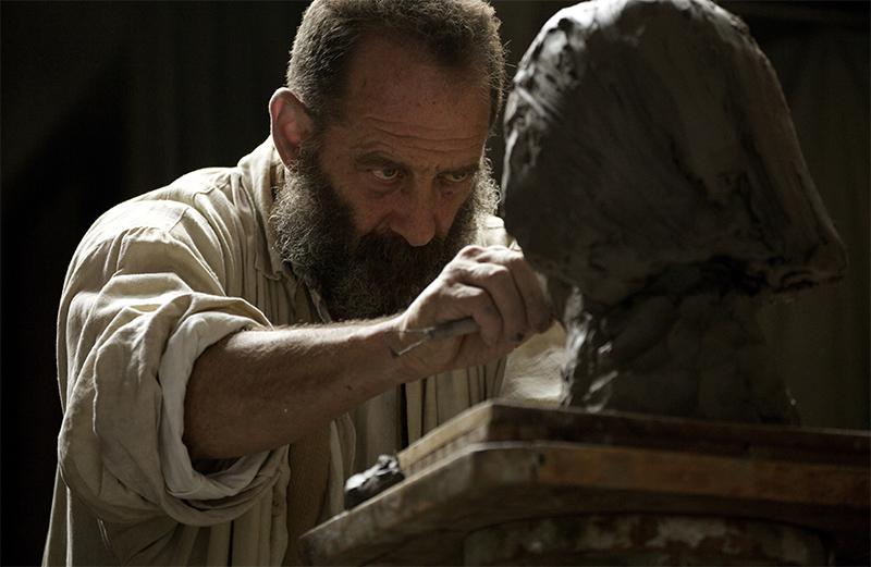 Vincent Lindon incarne le sculpteur français Auguste Rodin dans le long métrage réalisé par Jacques Doillon © Shanna Besson / Les Films du Lendemain