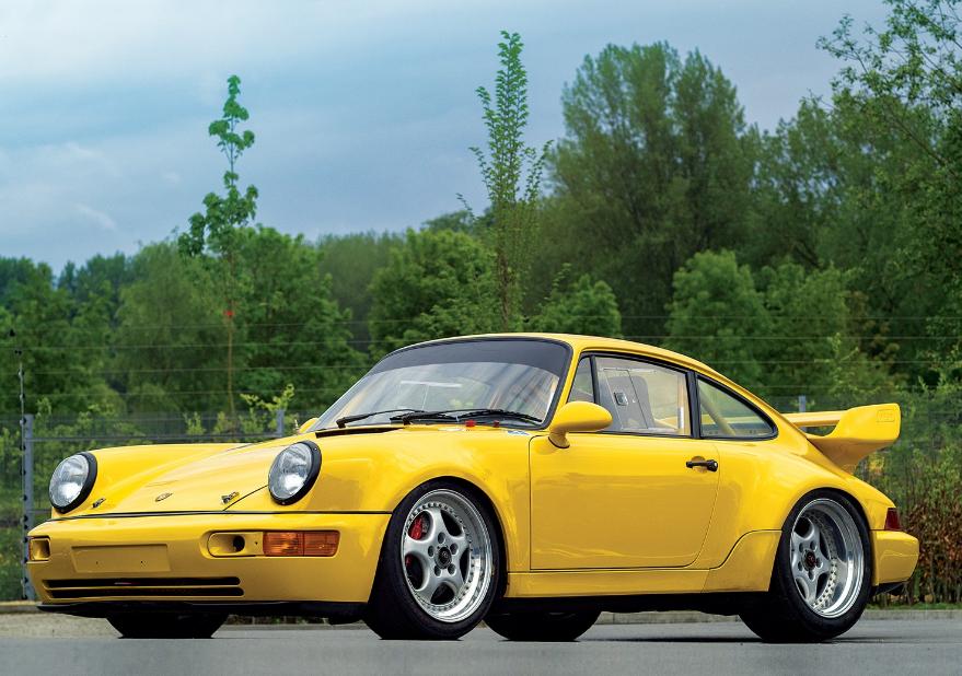 Porsche 964 RSR 1993