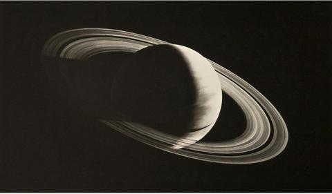 Robert Longo (né en 1953), Untitled (Saturn), 2014