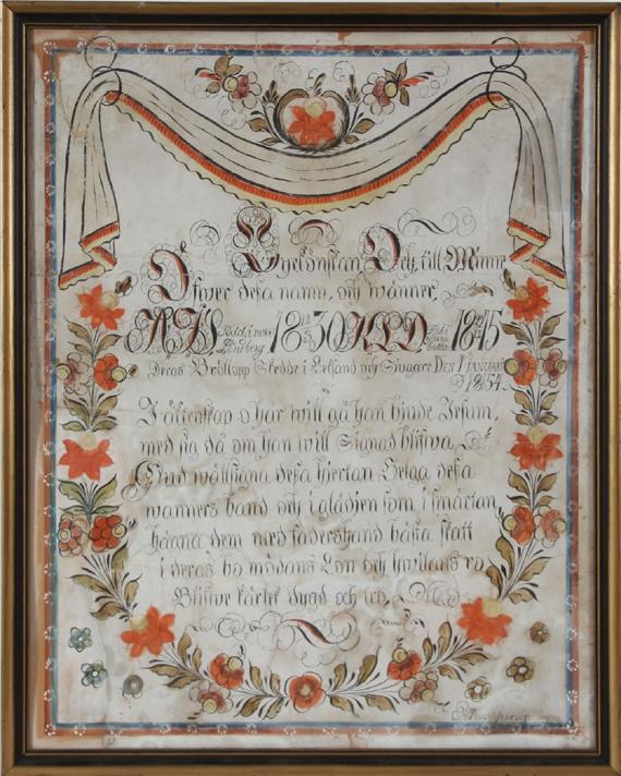 Tavla_Dalarnas-Auktionsbyrå