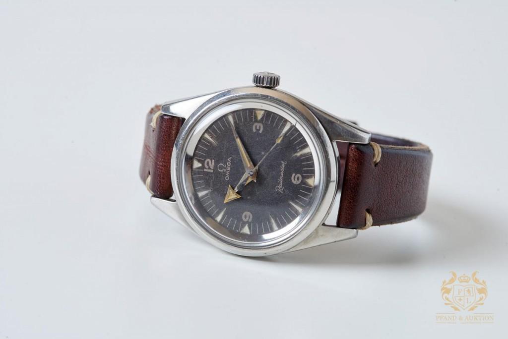 OMEGA - RailMaster, Vintage armbandsur, stål 1957