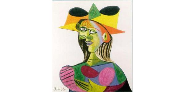 Pablo Picasso, 'Buste du Femme (Dora Maar)', 1938
