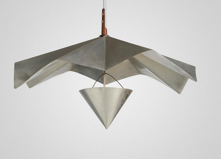 Alexander Calder lampa åt Léonie and Geddes Parsons Utrop: 866 000 SEK Wright