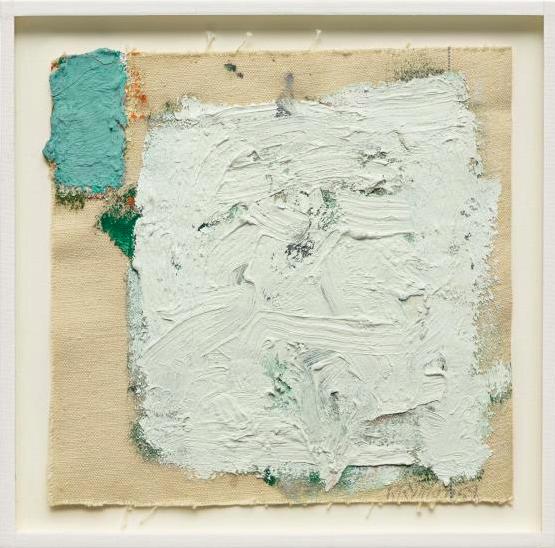 Robert Ryman Untitled, 1959 Prix réalisé: $965,000