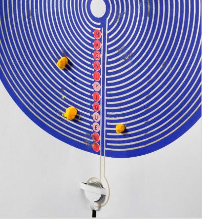Visuel du projet Papier Machine de Marion Pinaffo & Raphaël Pluvinage, lauréats Audi talents awards 2016, qui sera présenté du 2 au 14 mai au Musée des Arts décoratifs Image courtesy of D'Days