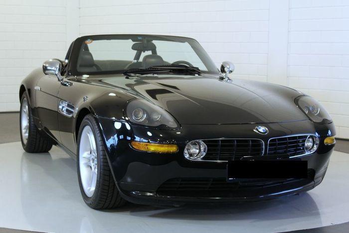 BMW - Z8 (2000). Precio estimado: 210.000-275.000 €