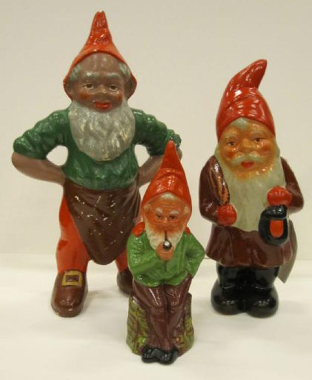 Antika tomtar, Hallands Auktionsverk, Martin Laurell, julauktion