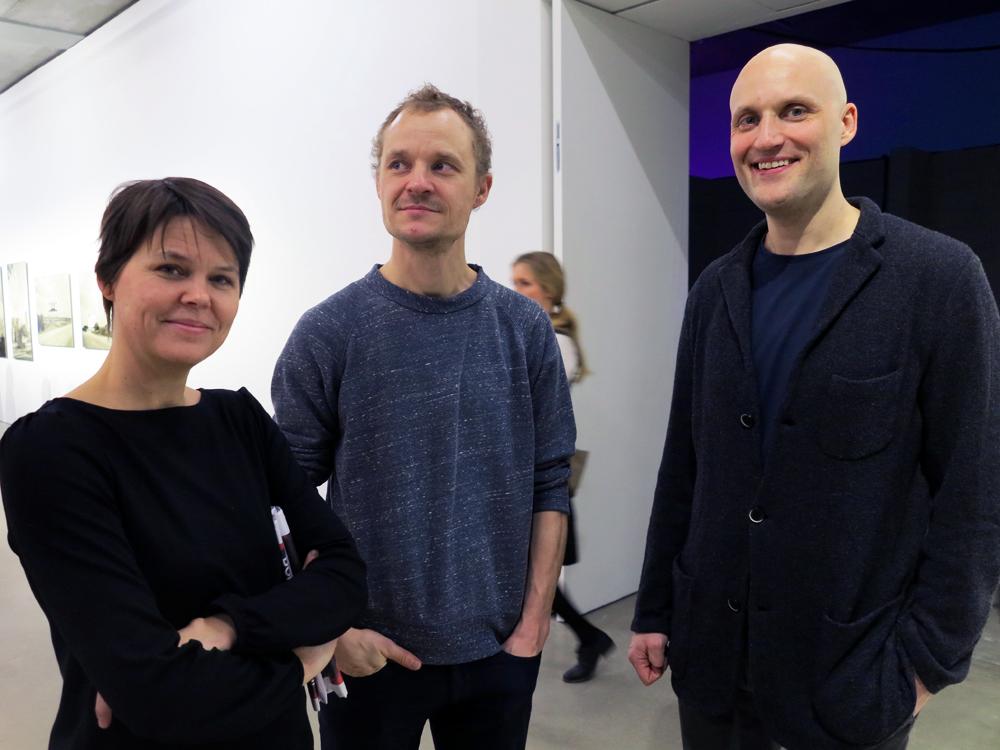 Åse Fougner, Otto Degerman och Markus Degerman